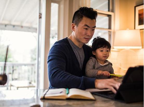 家庭不和になる在宅勤務を避けたい:WorkOn利用例