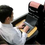 東急バスが「シェアオフィス」バス・サテライトビズライナーの実証運行を開始、バス会社を救う新ビジネスになりうるか